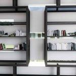 Vile Elemen Book Shelf